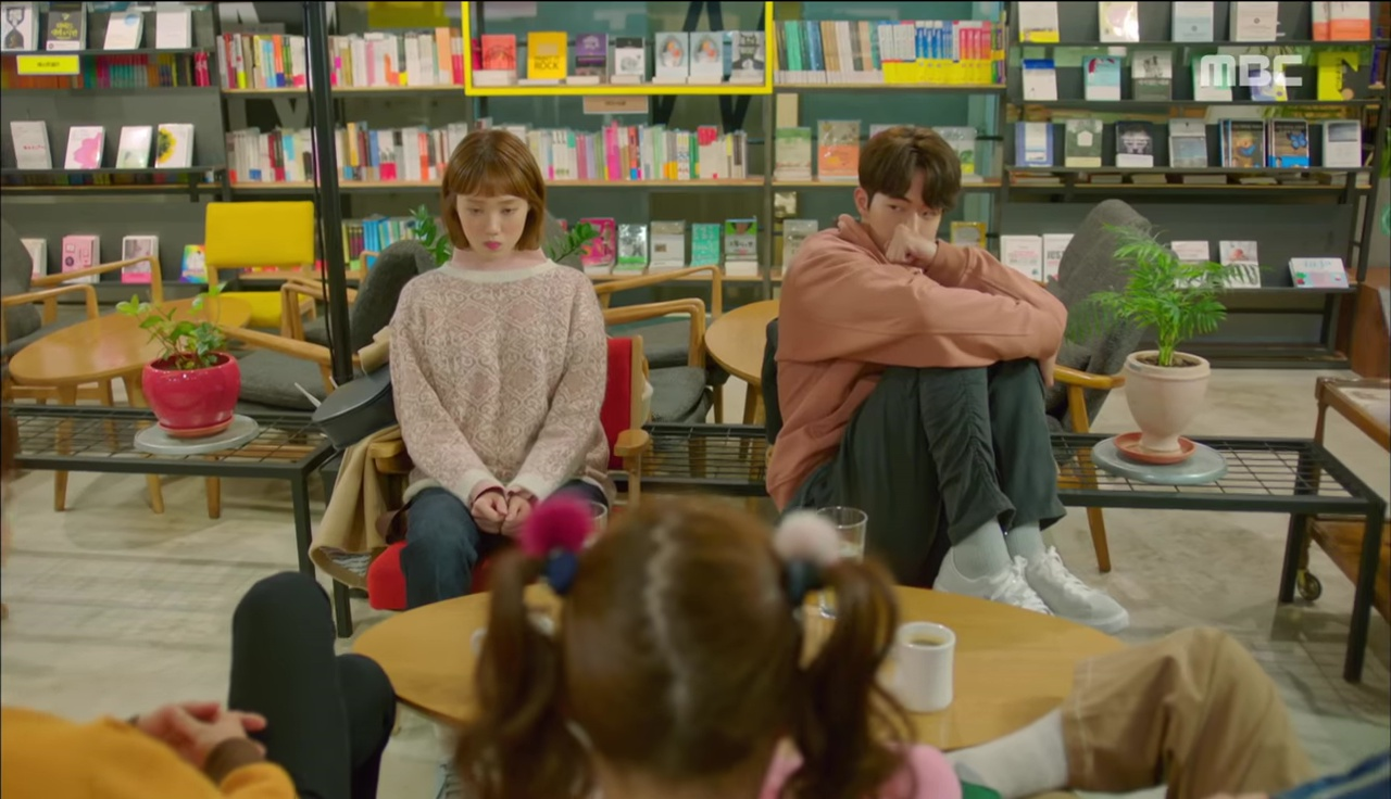 """""""Tiên Nữ Cử Tạ"""": Nam Joo Hyuk suýt thòng tim khi bị gấu phát hiện lén đi xem mắt - Ảnh 8."""