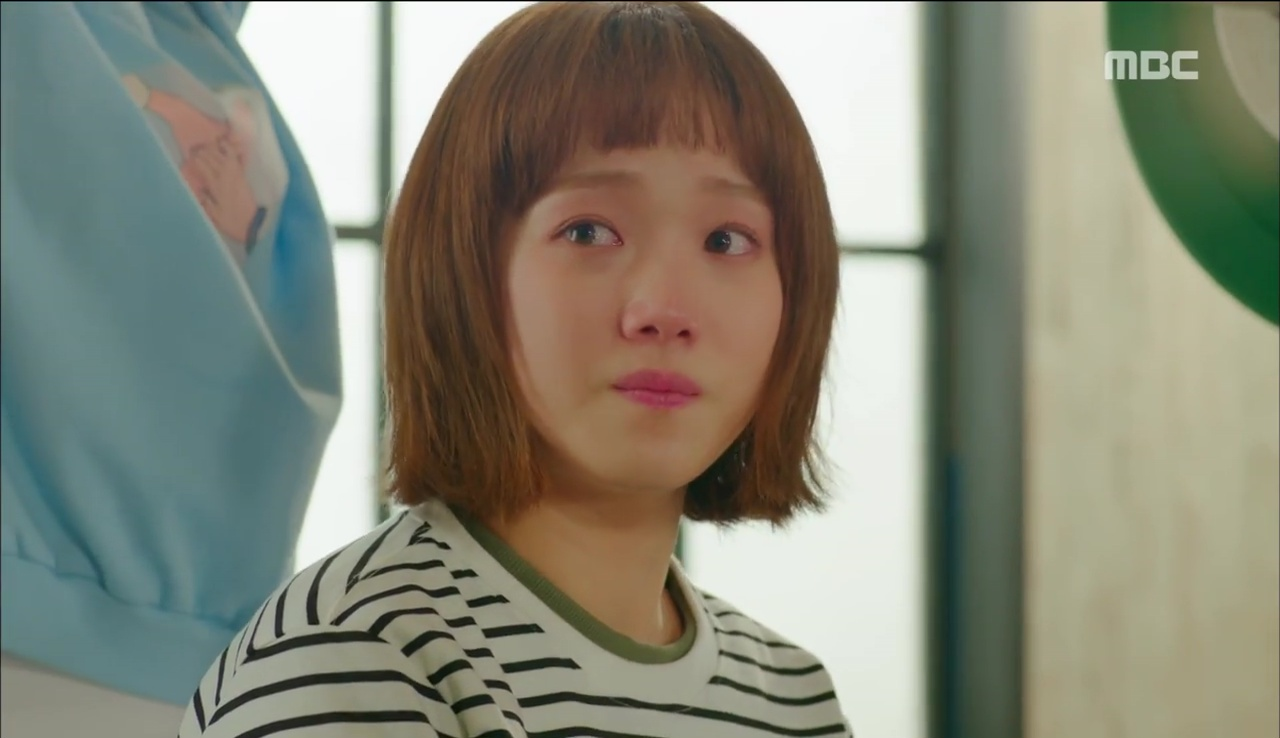 """""""Tiên Nữ Cử Tạ"""": Nam Joo Hyuk nguyện cạo đầu để bớt đẹp trai vì Lee Sung Kyung - Ảnh 8."""