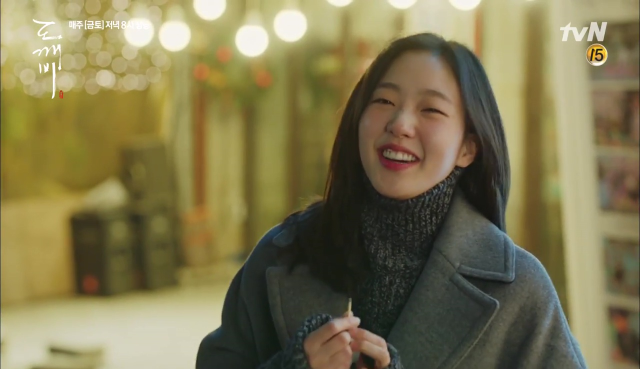 """""""Goblin"""": Xuất hiện thây ma đội mồ sống dậy, đe dọa cô dâu của Gong Yoo - Ảnh 8."""