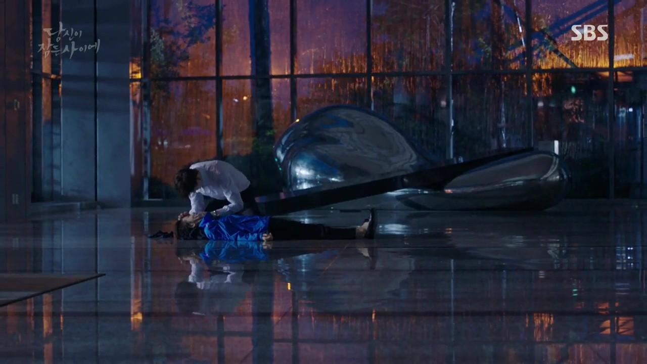 Khi Nàng Say Giấc: Nhân vật đểu nhất phim cuối cùng đã sắp bóc lịch - Ảnh 8.