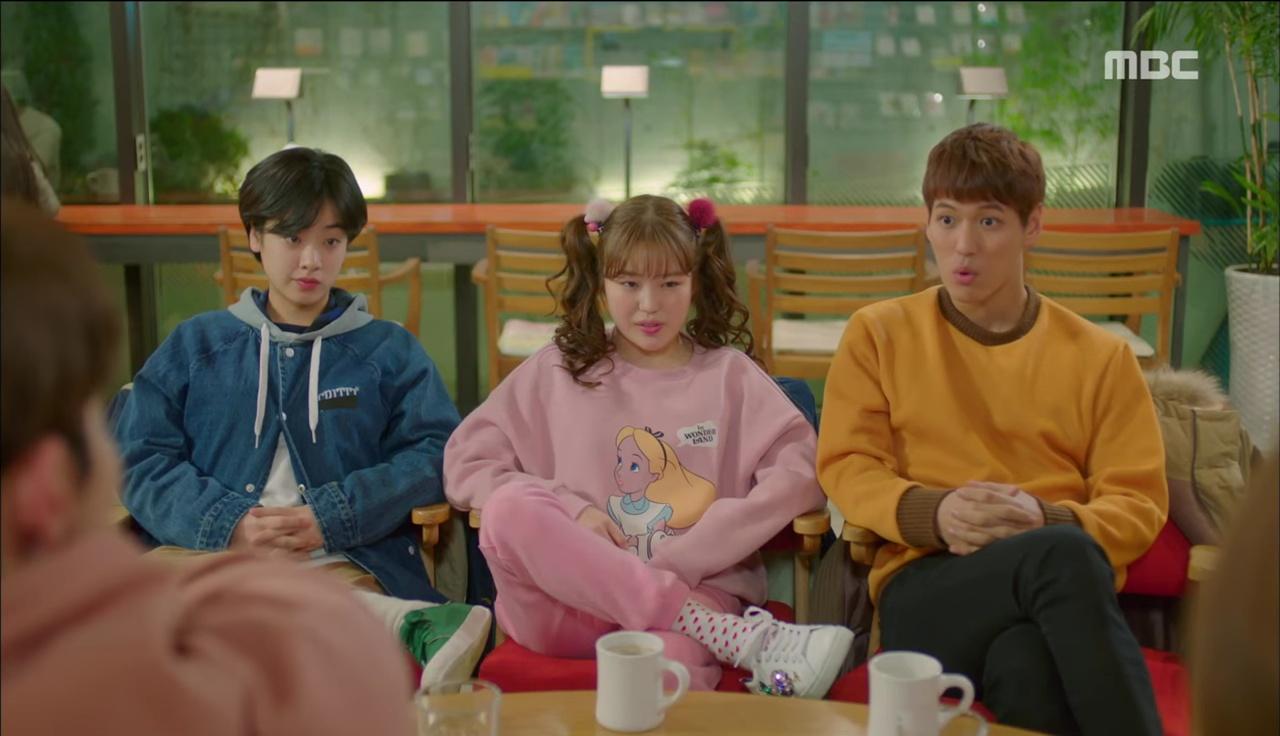 """""""Tiên Nữ Cử Tạ"""": Nam Joo Hyuk suýt thòng tim khi bị gấu phát hiện lén đi xem mắt - Ảnh 9."""