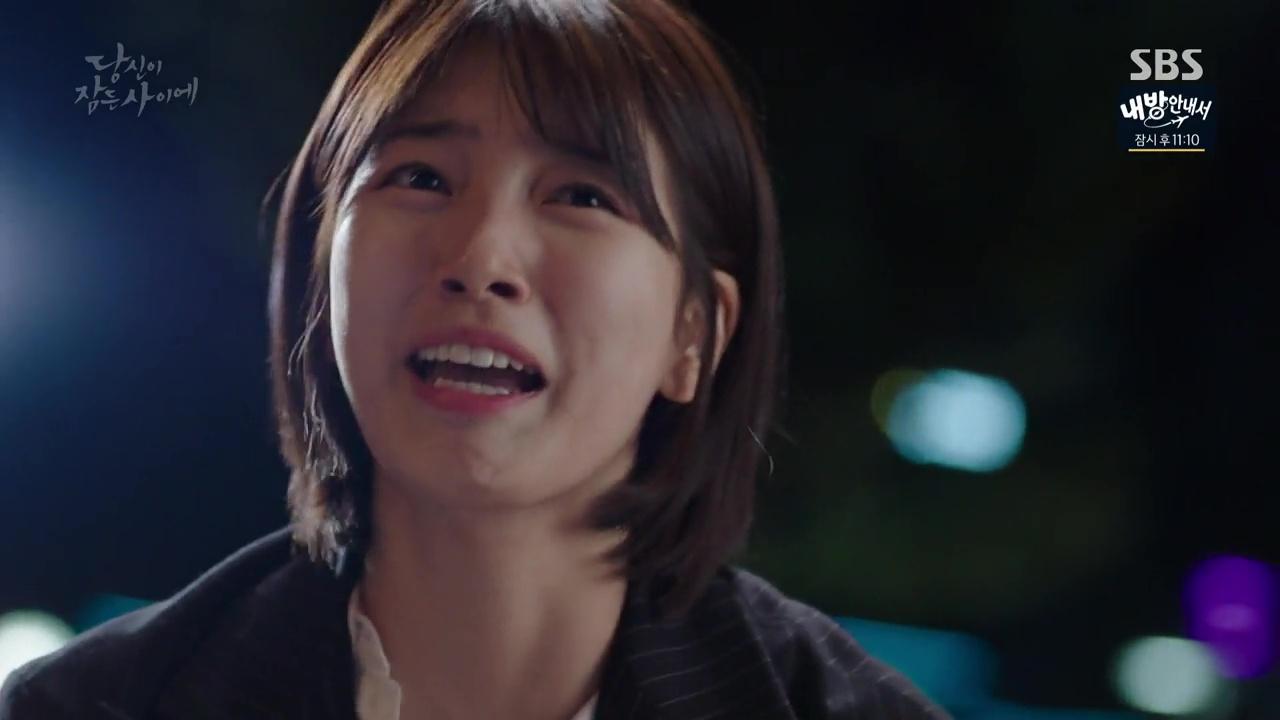 Được khen tiến bộ nhưng sao Suzy vẫn diễn cảnh khóc dở thế này?