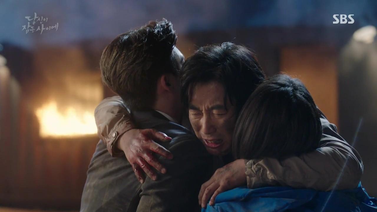 Khi Nàng Say Giấc: Lee Jong Suk và Suzy được anh trai của kẻ thù giải cứu - Ảnh 9.