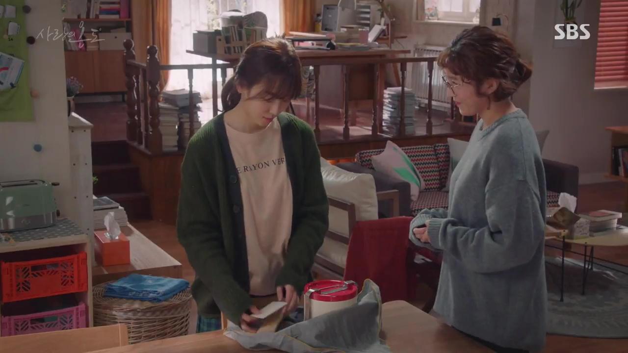 Tê người xem đôi chính Nhiệt Độ Tình Yêu hôn nhau trên... bàn bếp - Ảnh 8.