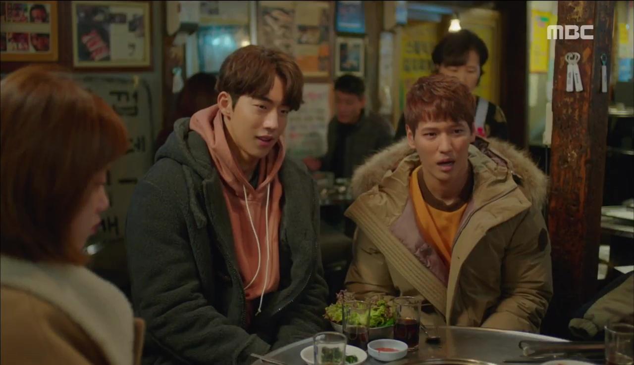 """""""Tiên Nữ Cử Tạ"""": Nam Joo Hyuk suýt thòng tim khi bị gấu phát hiện lén đi xem mắt - Ảnh 11."""