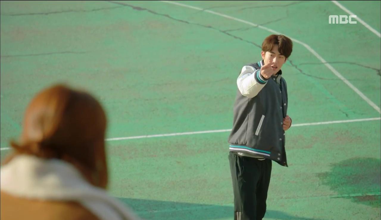 """""""Tiên Nữ Cử Tạ"""": Nam Joo Hyuk nguyện cạo đầu để bớt đẹp trai vì Lee Sung Kyung - Ảnh 12."""