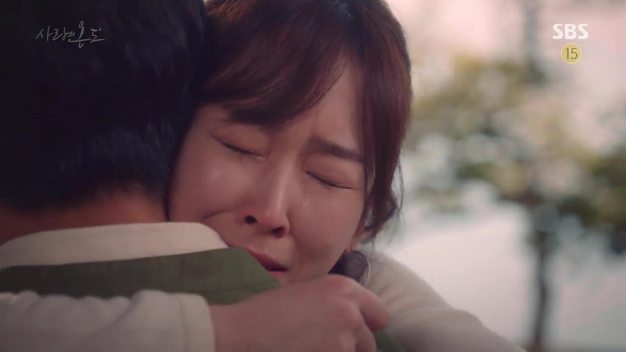 Nam thứ đáng thương nhất Hàn Quốc: Cay đắng nhìn bạn thân và crush ôm nhau - Ảnh 7.
