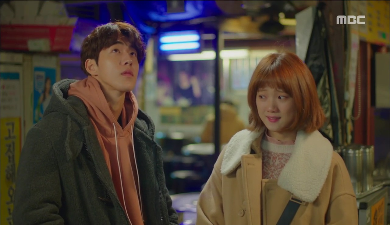 """""""Tiên Nữ Cử Tạ"""": Nam Joo Hyuk suýt thòng tim khi bị gấu phát hiện lén đi xem mắt - Ảnh 13."""