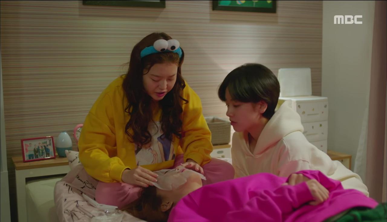 """""""Tiên Nữ Cử Tạ"""": Nam Joo Hyuk suýt thòng tim khi bị gấu phát hiện lén đi xem mắt - Ảnh 15."""