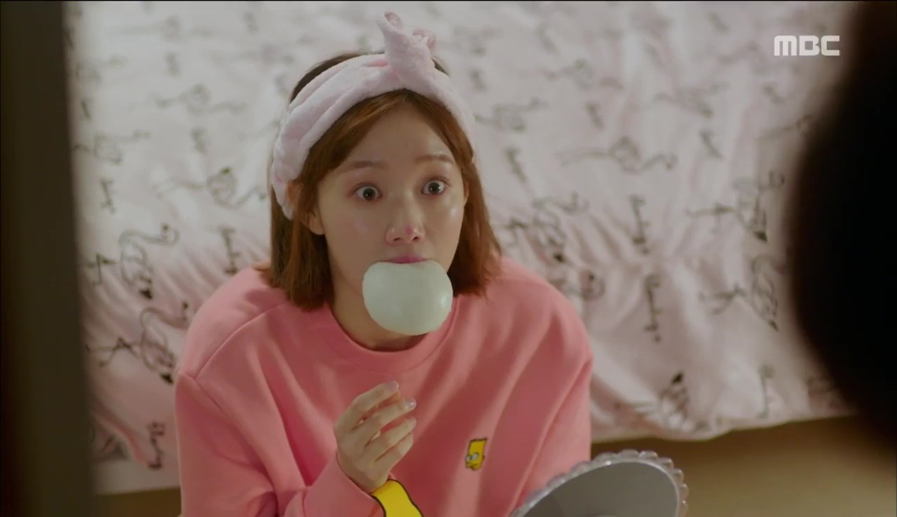 """""""Tiên Nữ Cử Tạ"""": Nam Joo Hyuk suýt thòng tim khi bị gấu phát hiện lén đi xem mắt - Ảnh 21."""