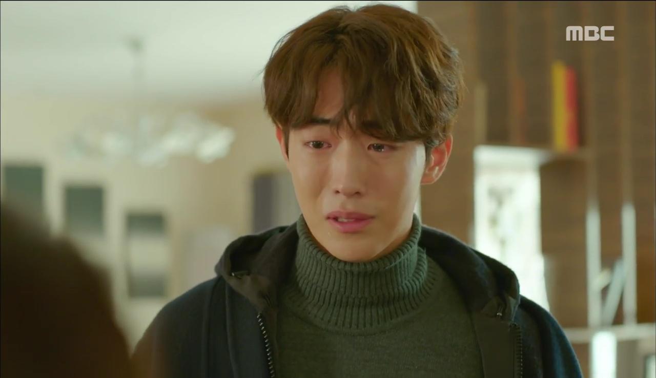 """""""Tiên Nữ Cử Tạ"""": Nam Joo Hyuk nguyện cạo đầu để bớt đẹp trai vì Lee Sung Kyung - Ảnh 24."""