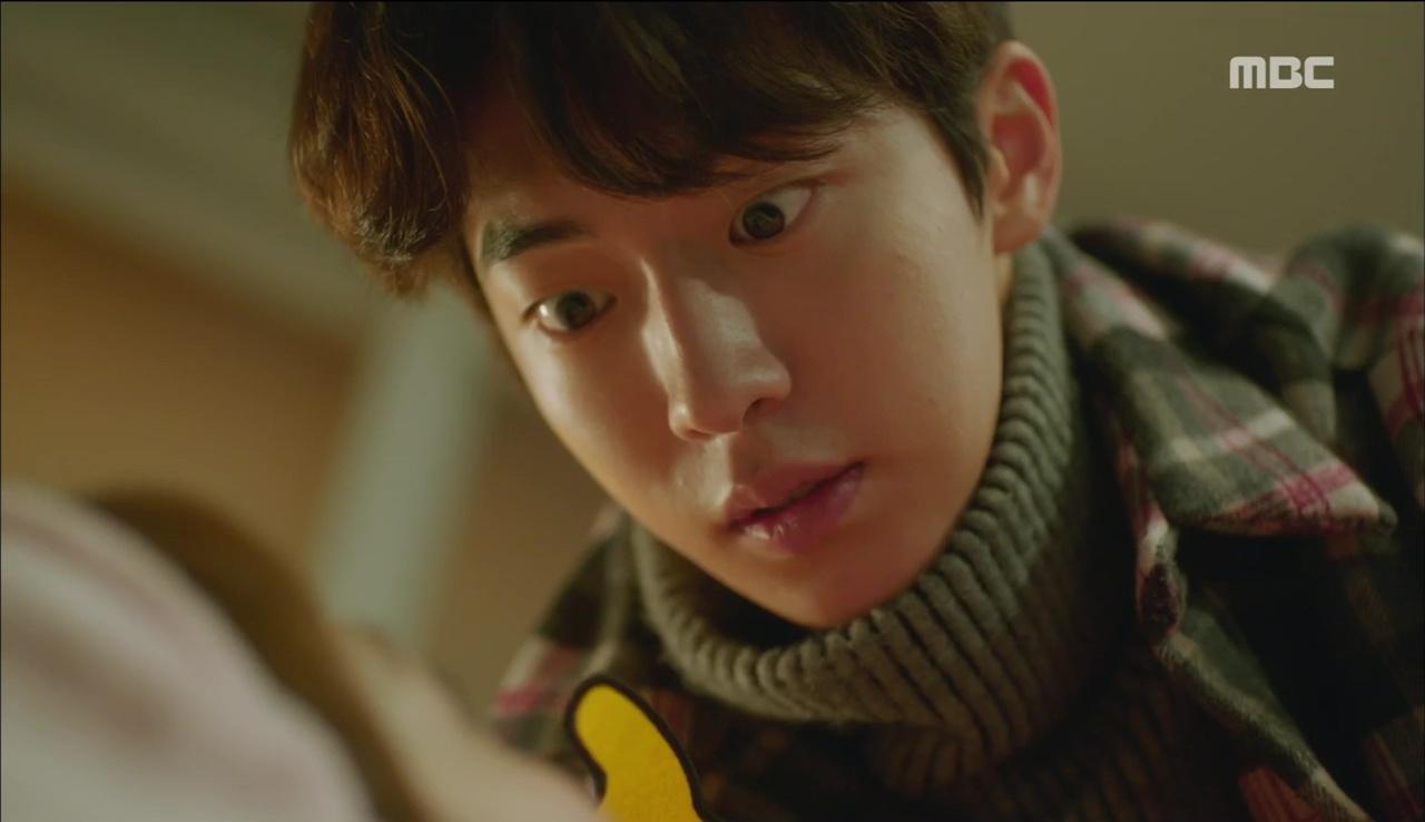 """""""Tiên Nữ Cử Tạ"""": Nam Joo Hyuk suýt thòng tim khi bị gấu phát hiện lén đi xem mắt - Ảnh 23."""