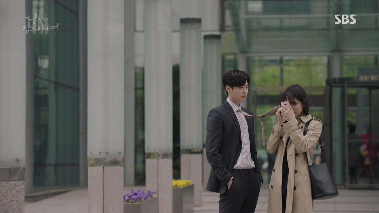 Hé lộ lí do Lee Jong Suk có siêu năng lực và số phận bi thảm của Suzy - Ảnh 13.