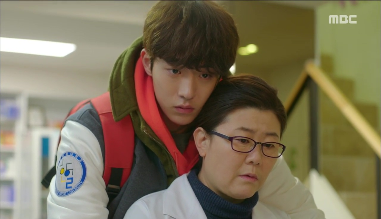 """""""Tiên Nữ Cử Tạ"""": Nam Joo Hyuk nguyện cạo đầu để bớt đẹp trai vì Lee Sung Kyung - Ảnh 32."""