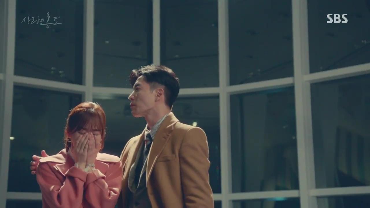Nam thứ đáng thương nhất Hàn Quốc: Cay đắng nhìn bạn thân và crush ôm nhau - Ảnh 5.