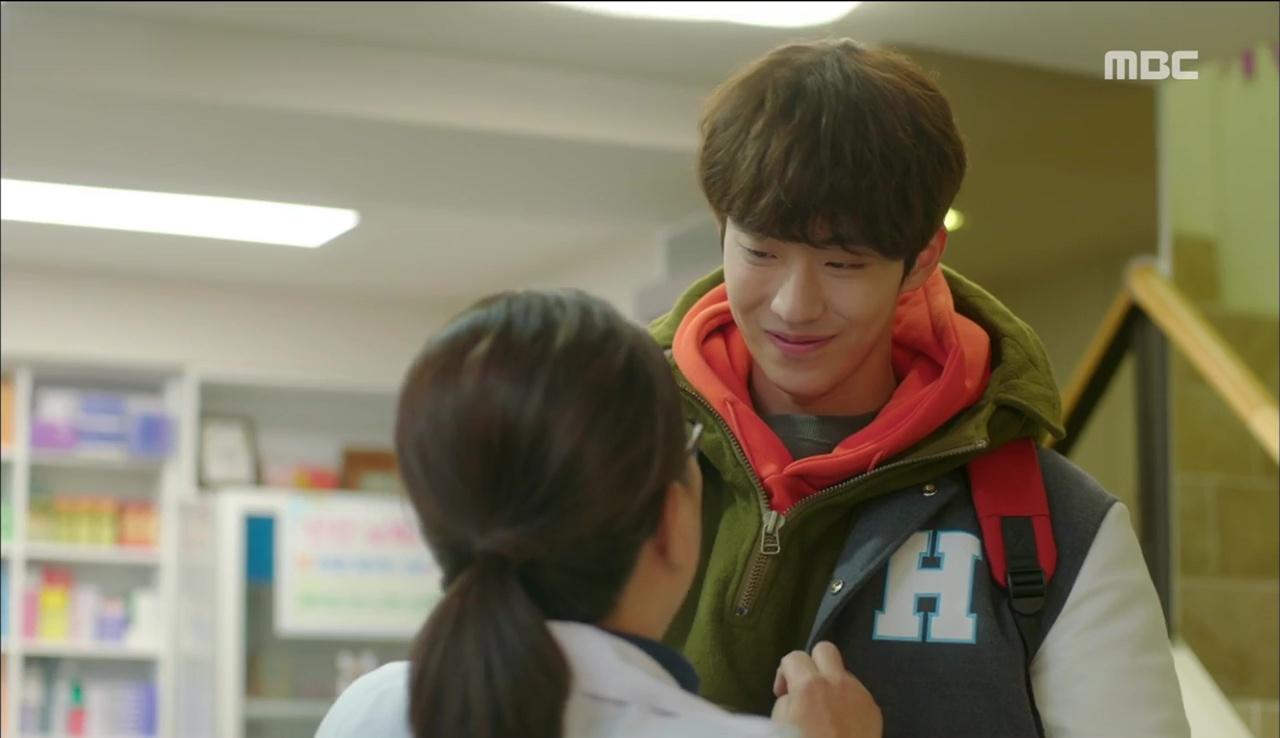 """""""Tiên Nữ Cử Tạ"""": Nam Joo Hyuk nguyện cạo đầu để bớt đẹp trai vì Lee Sung Kyung - Ảnh 35."""