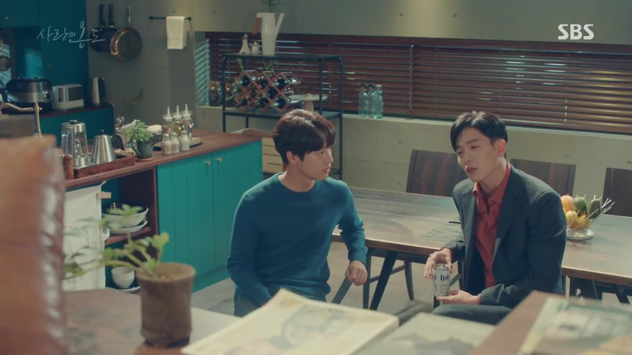 Nam thứ đáng thương nhất Hàn Quốc: Cay đắng nhìn bạn thân và crush ôm nhau - Ảnh 6.