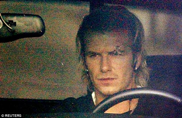 Beckham mâu thuẫn với Sir Alex Ferguson vì Victoria - Ảnh 3.