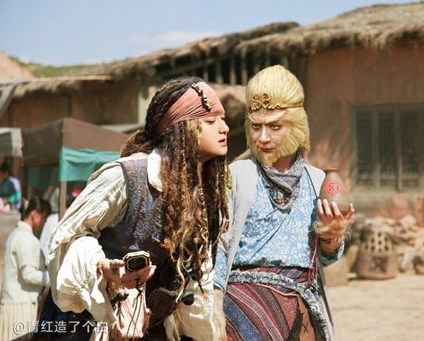 Xuyên không đến trời Tây, chỉ Tôn Lệ và thầy trò Đường Tăng mới có khả năng này! - Ảnh 16.