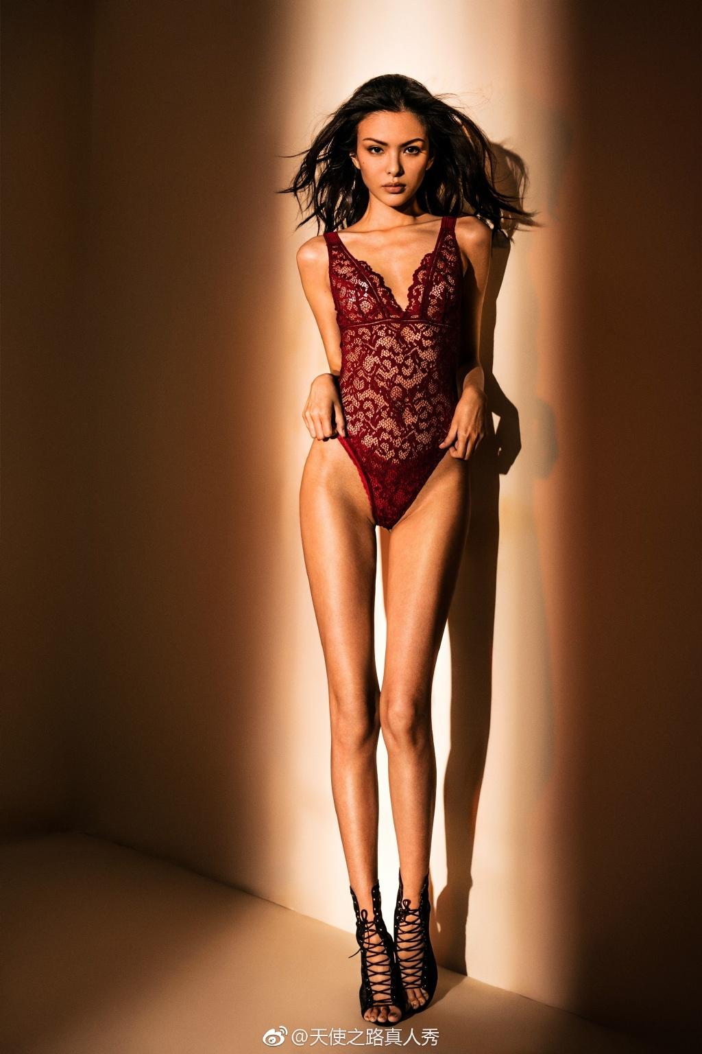 Dàn thí sinh show tuyển mẫu cho Victorias Secret: Xinh và nuột thôi rồi! - Ảnh 3.