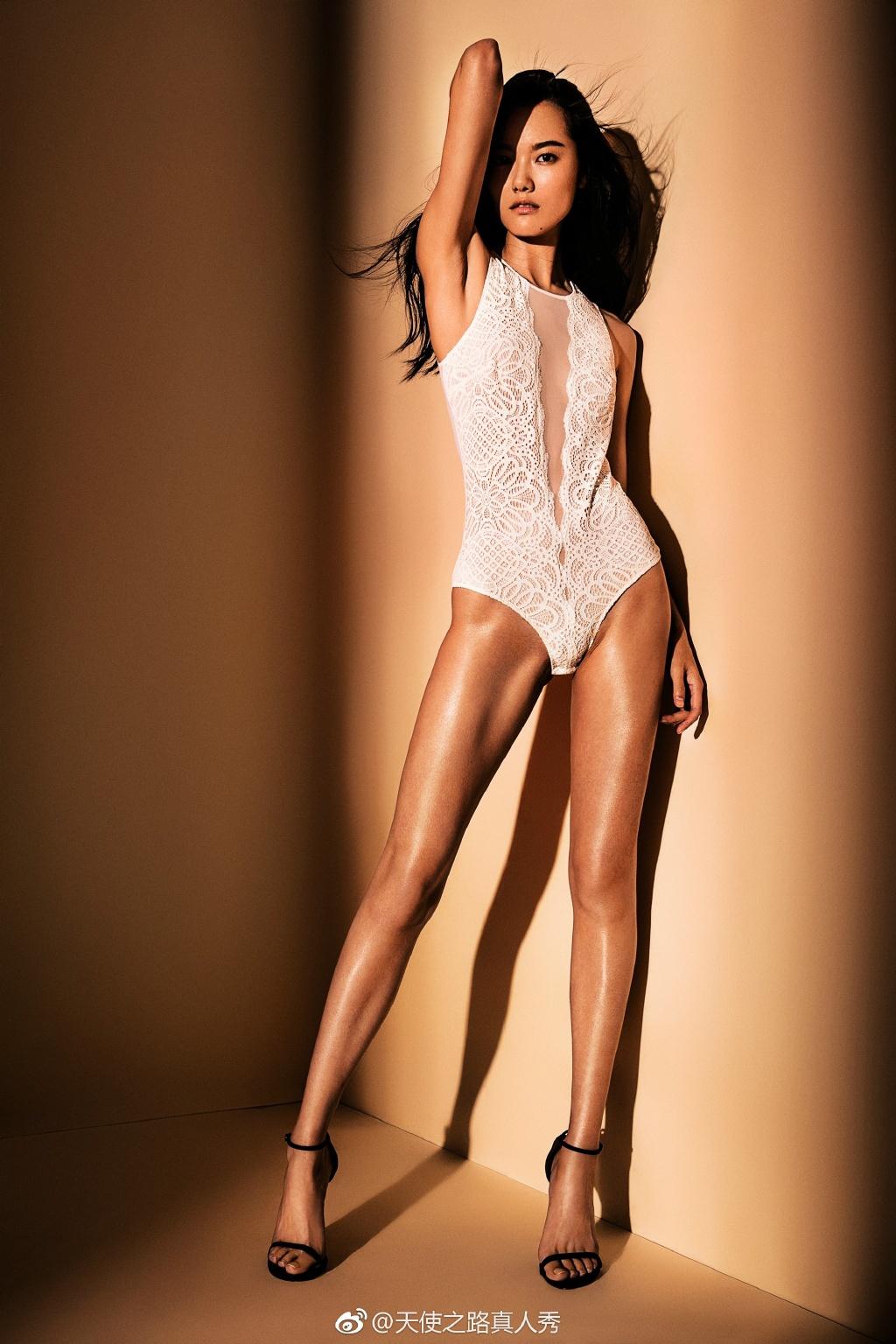Dàn thí sinh show tuyển mẫu cho Victorias Secret: Xinh và nuột thôi rồi! - Ảnh 8.