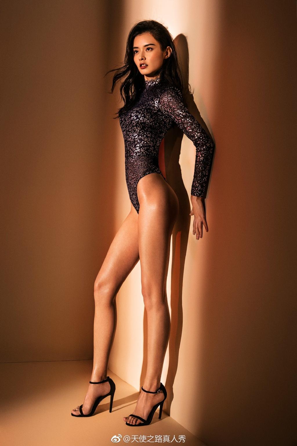 Dàn thí sinh show tuyển mẫu cho Victorias Secret: Xinh và nuột thôi rồi! - Ảnh 1.