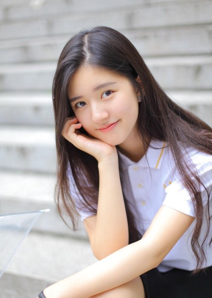 Cô bạn Trung Quốc với vẻ đẹp được ví như nắng sớm khiến người ta nhớ mãi không quên - Ảnh 3.