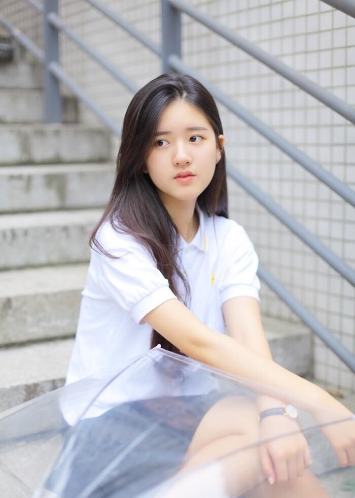 Cô bạn Trung Quốc với vẻ đẹp được ví như nắng sớm khiến người ta nhớ mãi không quên - Ảnh 6.
