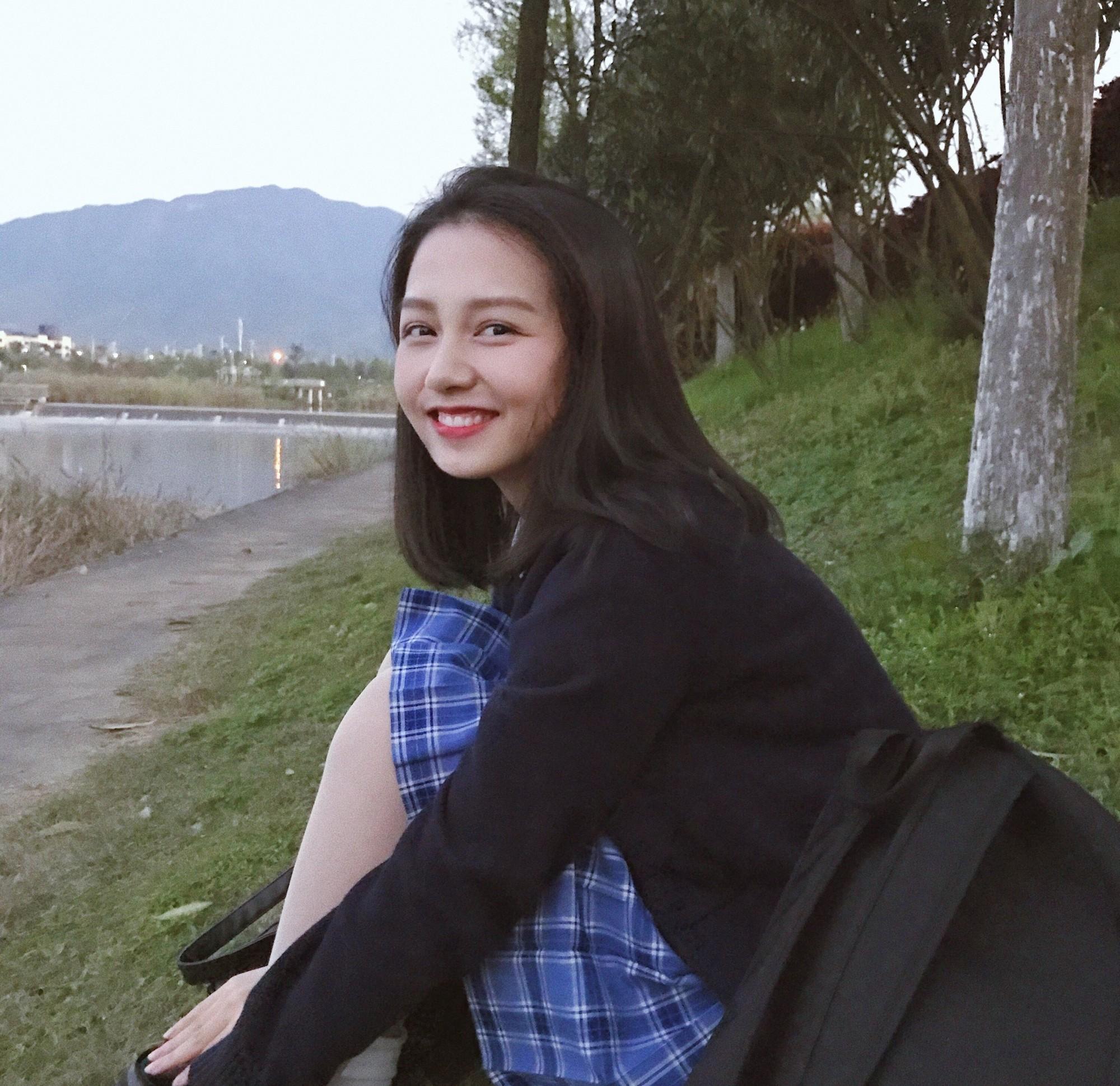 Cô bạn Trung Quốc đốn tim người đối diện chỉ với 1 nụ cười siêu dễ thương - Ảnh 1.