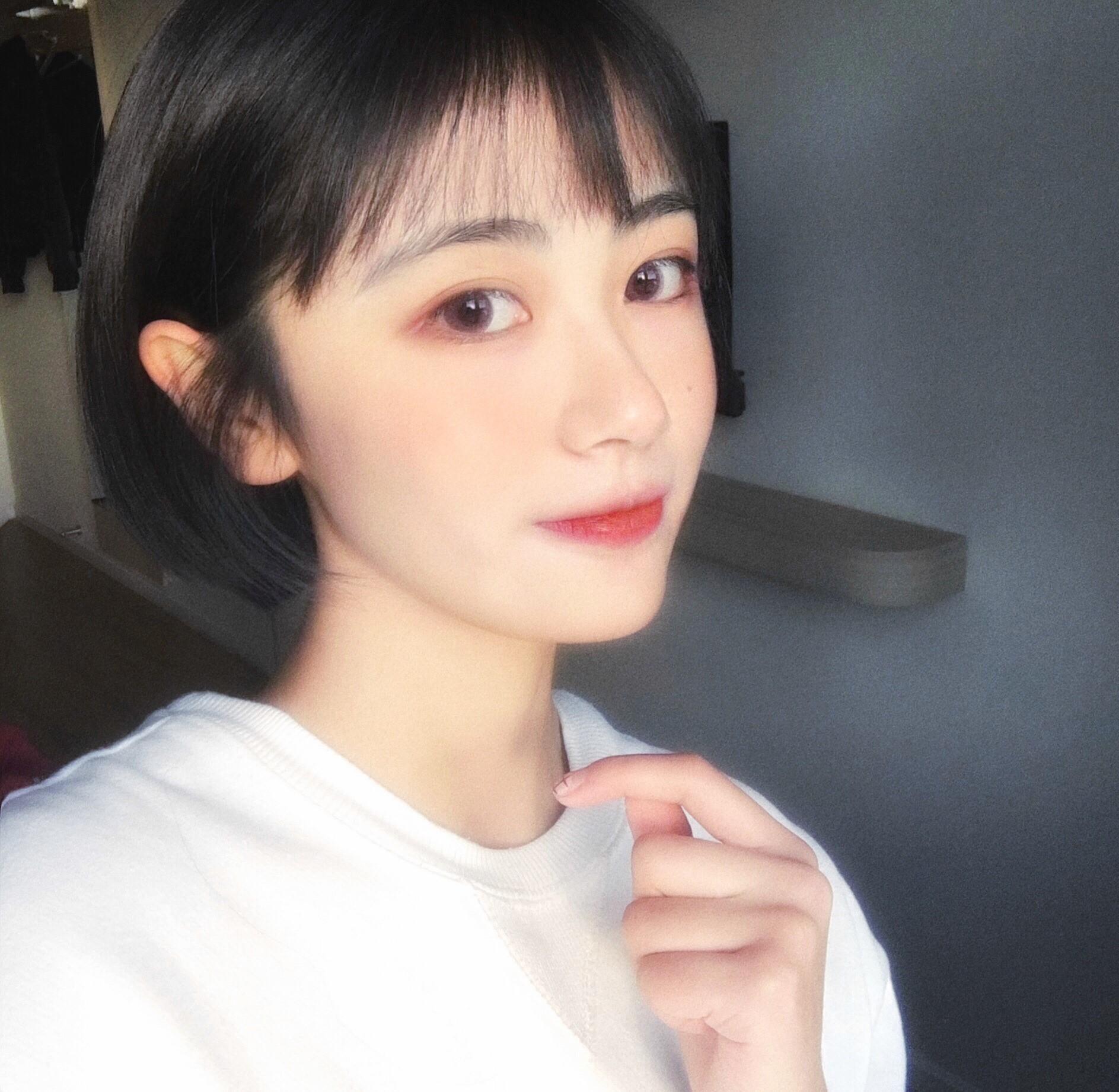 Cô bạn Trung Quốc chứng minh con gái ai cũng nên thử để tóc ngắn 1 lần! - Ảnh 2.