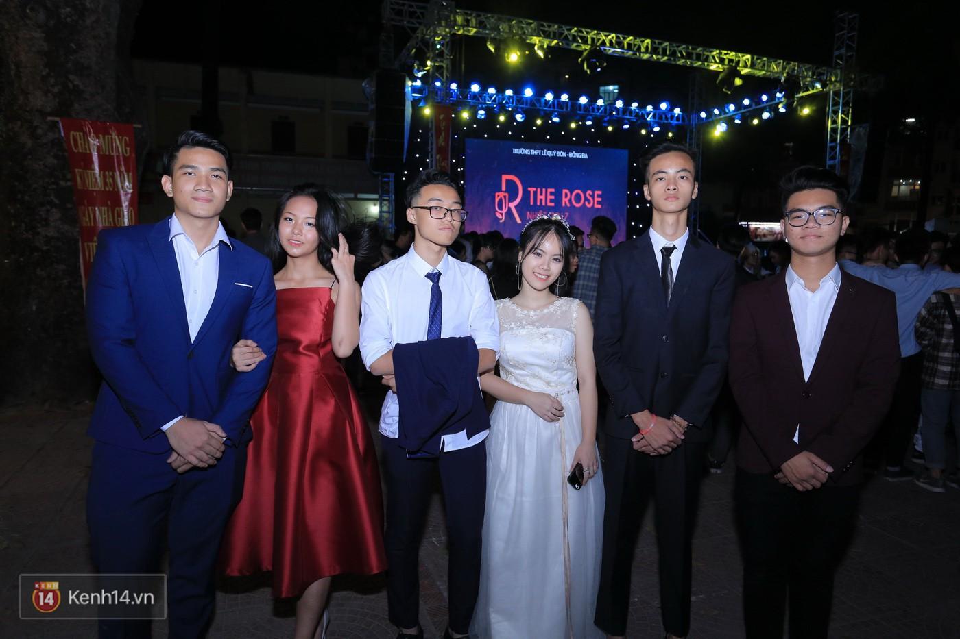 Trai xinh gái đẹp trường Lê Quý Đôn (Hà Nội) quẩy tưng bừng trong prom chào mừng 20/11 - Ảnh 5.