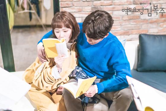 Những khoảnh khắc tình bể bình minh chứng cặp đôi YG Lee Sung Kyung và Nam Joo Hyuk là chân ái - Ảnh 18.