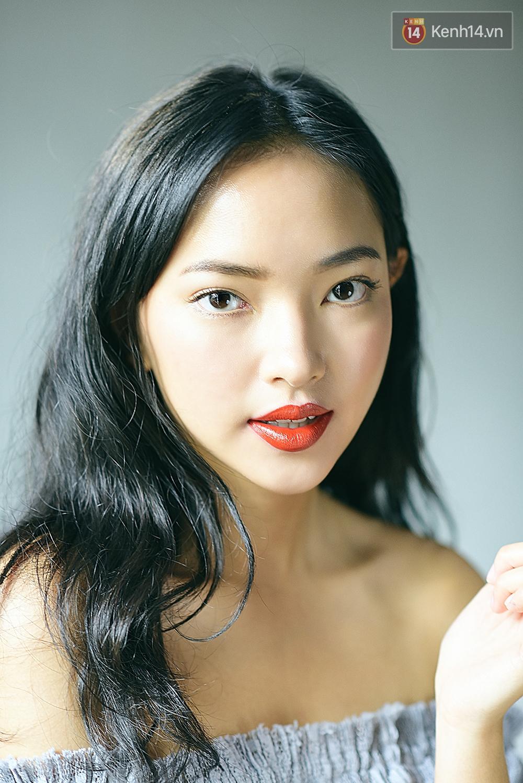 Hot girl mê son đỏ Châu Bùi review cực kĩ 3 cây son đỏ hot nhất thời gian qua - Ảnh 1.