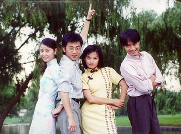 6 mối tình tay ba từng làm khán giả phim Trung phát cáu! - Ảnh 1.
