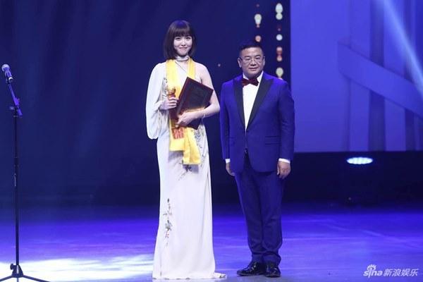 Đường Yên - Lý Dịch Phong ẵm giải to nhất Hoa Đỉnh 2017: Không phục đành chịu! - Ảnh 4.