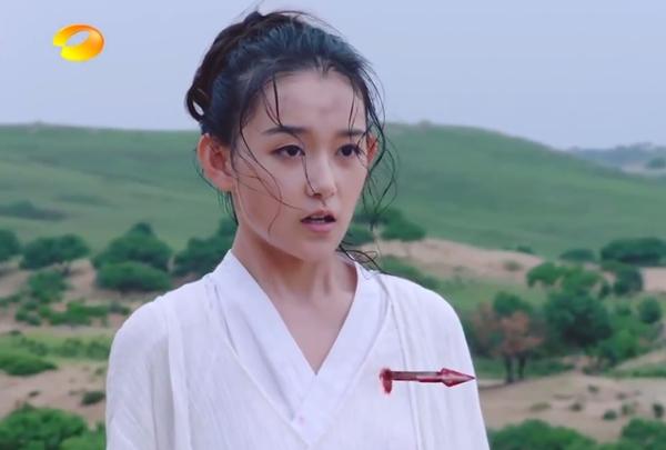 """Triệu Lệ Dĩnh - Lâm Canh Tân đẹp đôi thế này, bảo sao fan """"Sở Kiều Truyện"""" mê mẩn! - Ảnh 11."""