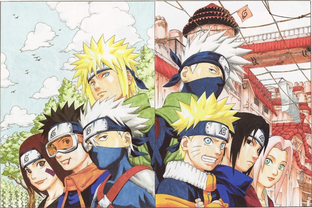 """�ã là fan Naruto thì kiểu gì cũng từng làm 7 đi�u """"kì quặc"""" này ở ngoài đ�i!"""