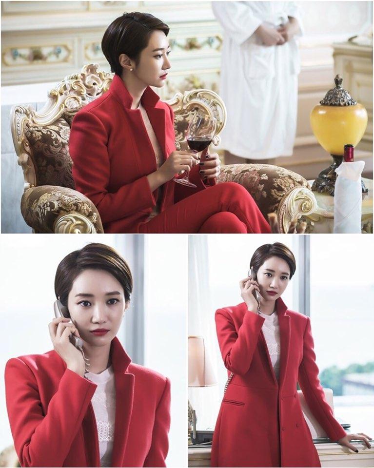 Hết làm nữ phụ, Go Jun Hee giờ còn sang chảnh hơn thời She Was Pretty!