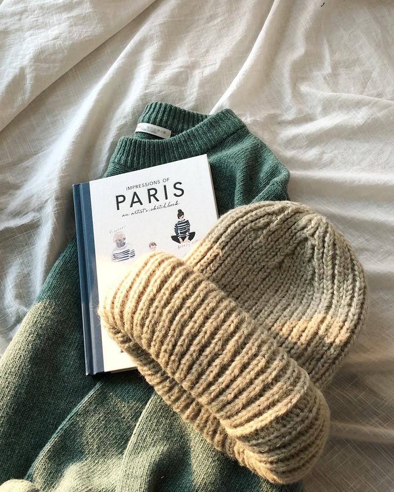 Mải mê diện mũ nồi, dễ là bạn đã bỏ lỡ hàng loạt kiểu mũ len xinh xắn của mùa đông năm nay đấy - Ảnh 1.