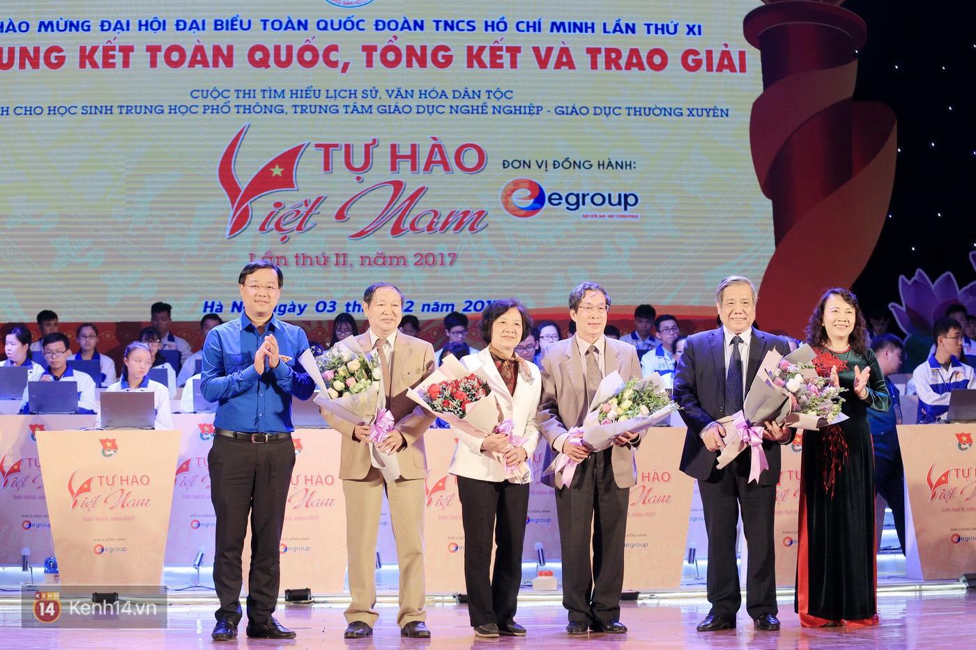 Cuộc thi Tự hào Việt Nam 2017 gọi tên quán quân Hà Việt Hoàng - Ảnh 11.