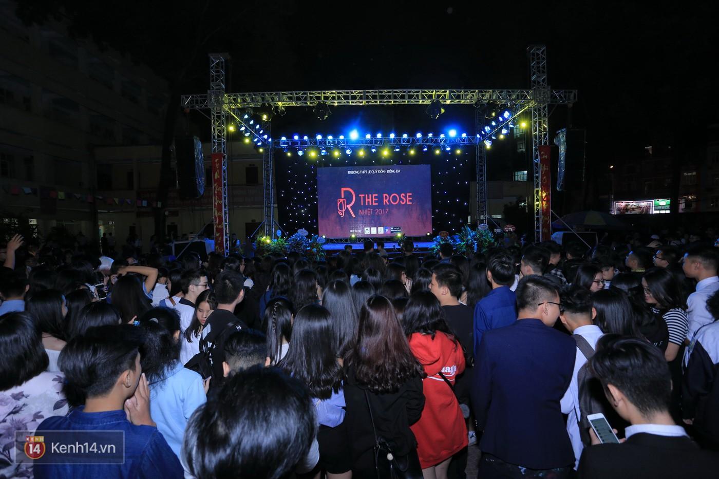 Trai xinh gái đẹp trường Lê Quý Đôn (Hà Nội) quẩy tưng bừng trong prom chào mừng 20/11 - Ảnh 6.