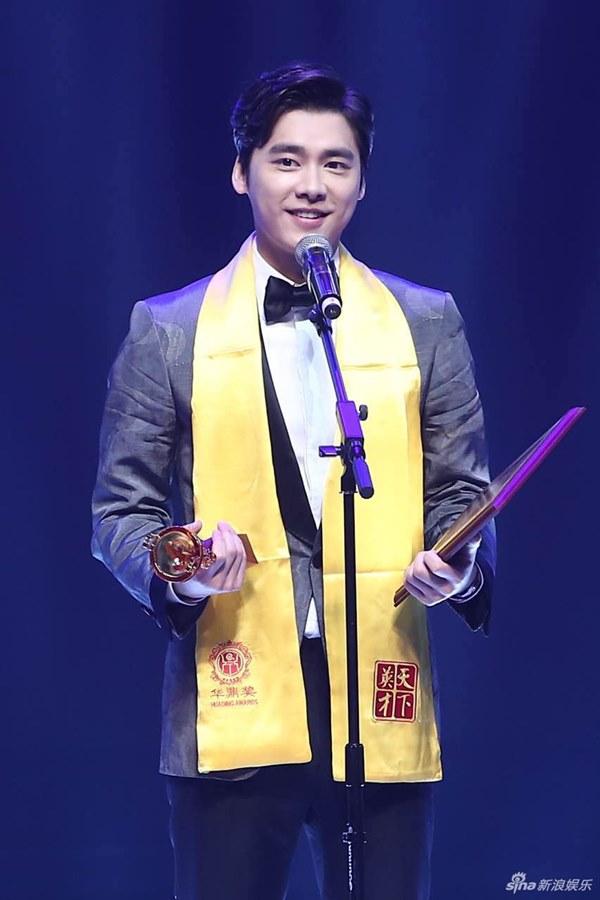 Đường Yên - Lý Dịch Phong ẵm giải to nhất Hoa Đỉnh 2017: Không phục đành chịu! - Ảnh 6.