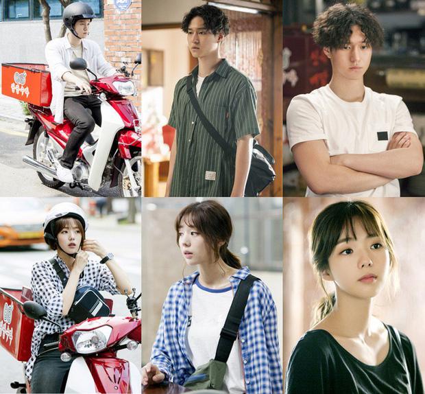 Điểm mặt 3 bộ phim nhiều trai xinh gái đẹp mới chiếu của xứ Hàn - Ảnh 2.