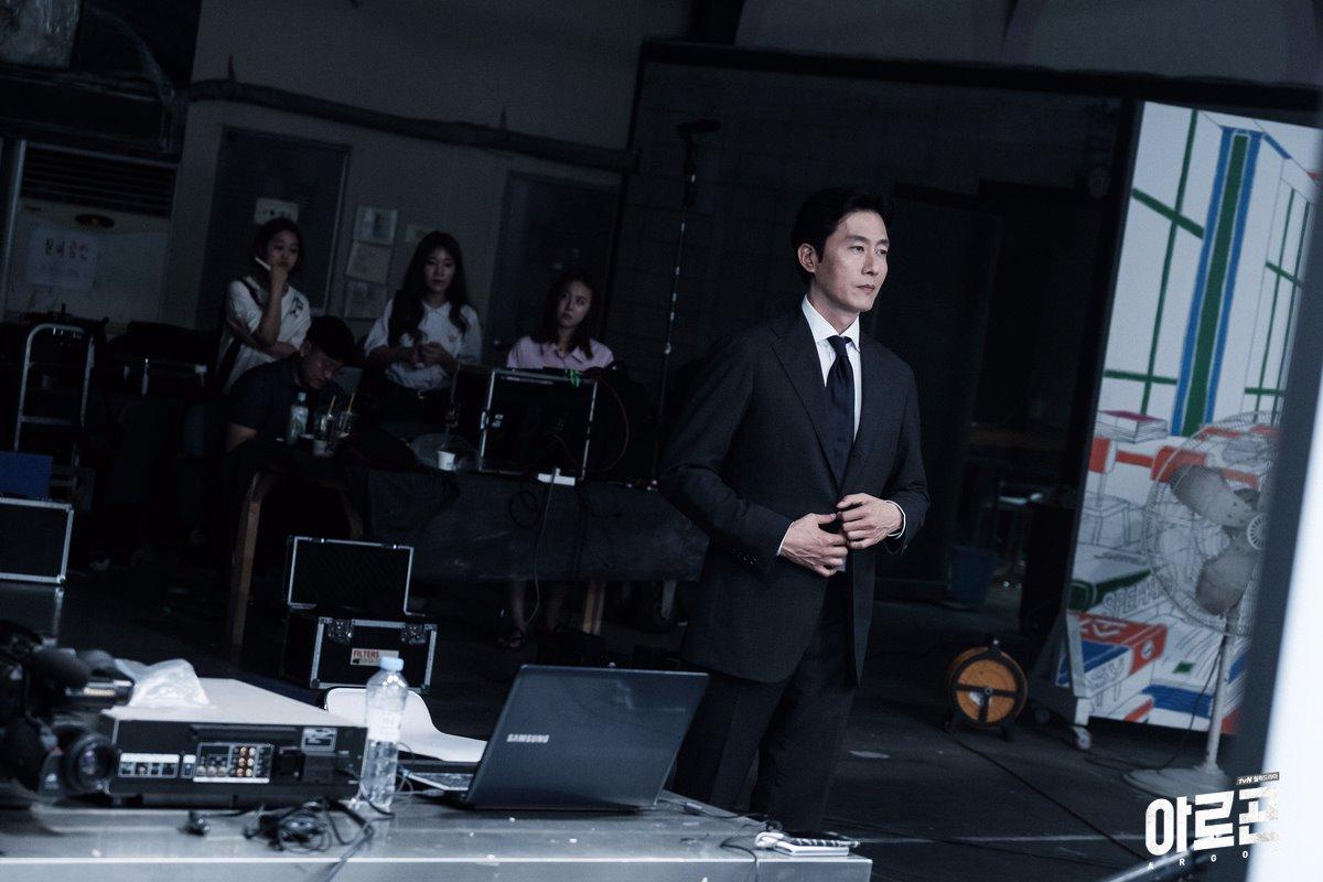 Argon: Lại là một phim siêu hay ho cộp mác hắc mã tvN! - Ảnh 5.