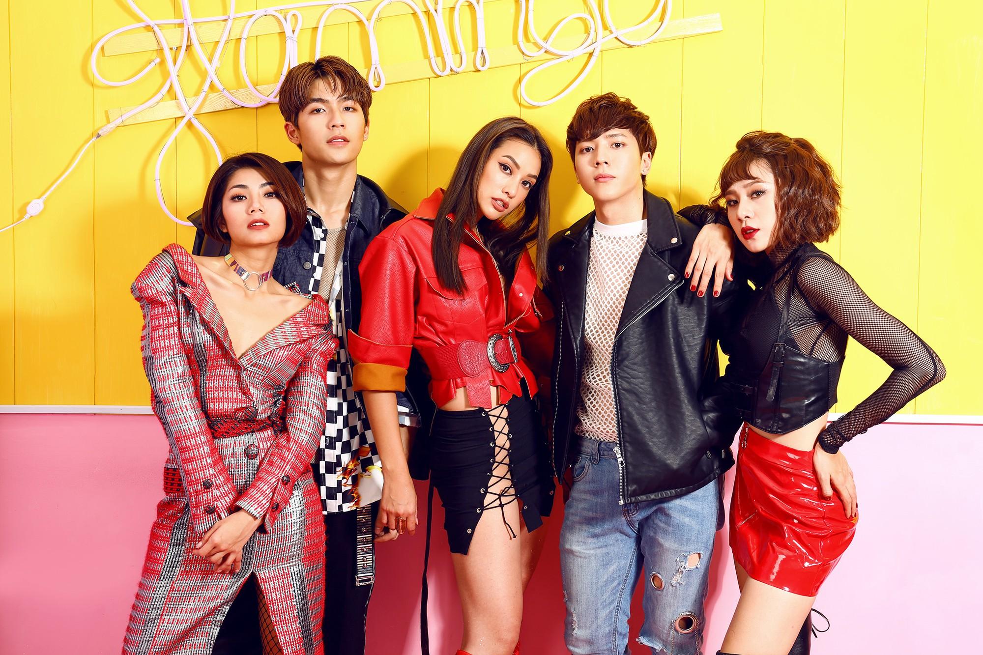 Châu Đăng Khoa sáng tác ca khúc lật mặt showbiz lấy cảm hứng từ scandal của Hương Tràm, Chi Pu, Đào Bá Lộc - Ảnh 7.
