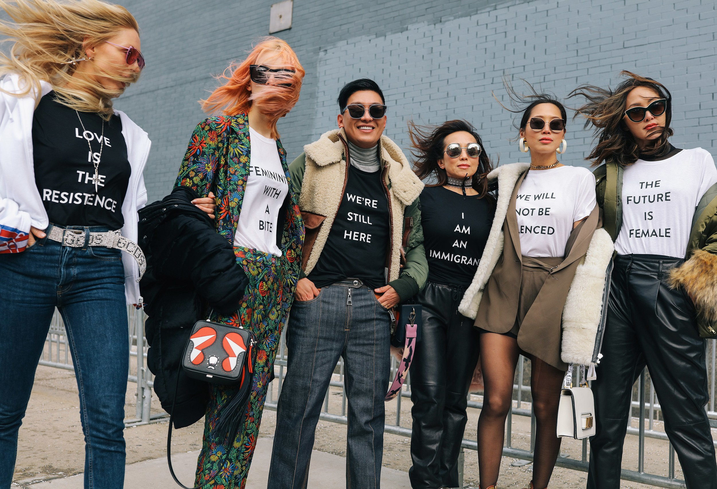 Chiêm ngưỡng đặc sản street style đẹp khó rời mắt tại Tuần lễ thời trang New York - Ảnh 1.