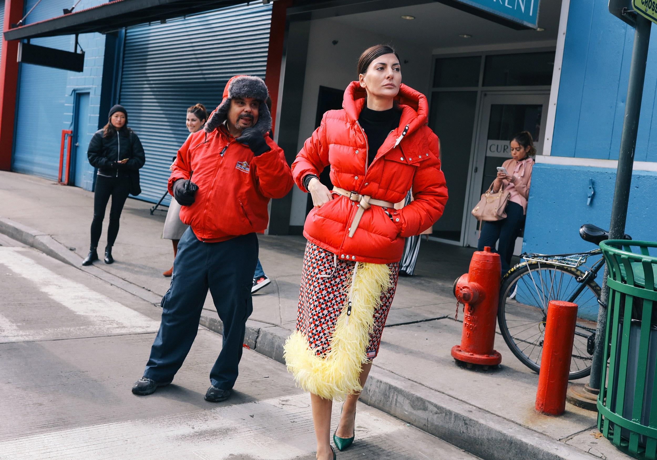 Chiêm ngưỡng đặc sản street style đẹp khó rời mắt tại Tuần lễ thời trang New York - Ảnh 3.