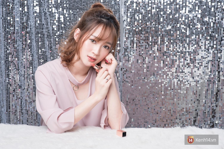 Son 3CE x Lily Maymac có xuất sắc như lời đồn? Hãy cùng xem review từ hot girl Sun HT và Mai Anh - Ảnh 4.
