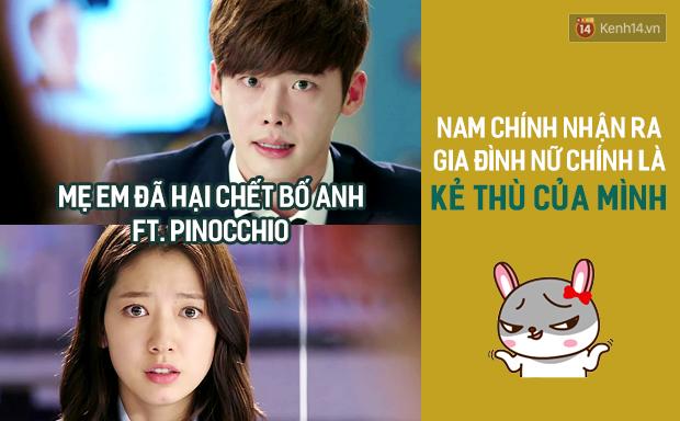 10 tình tiết tréo ngoe trong phim tình cảm Hàn khiến khán giả phát mệt - Ảnh 3.