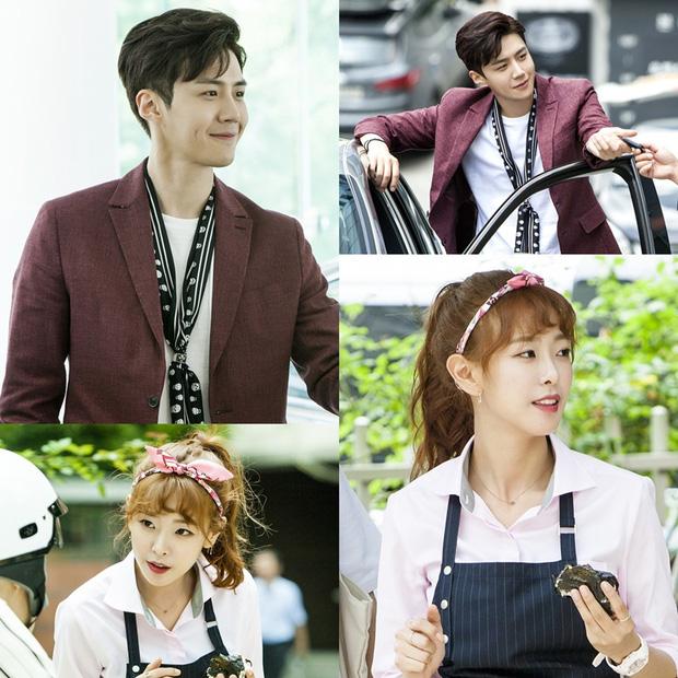 Điểm mặt 3 bộ phim nhiều trai xinh gái đẹp mới chiếu của xứ Hàn - Ảnh 3.